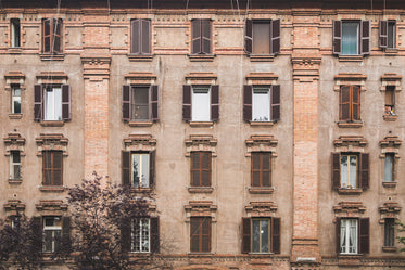 Free Stock Photo of Rome Italy Building Windows — HD Images