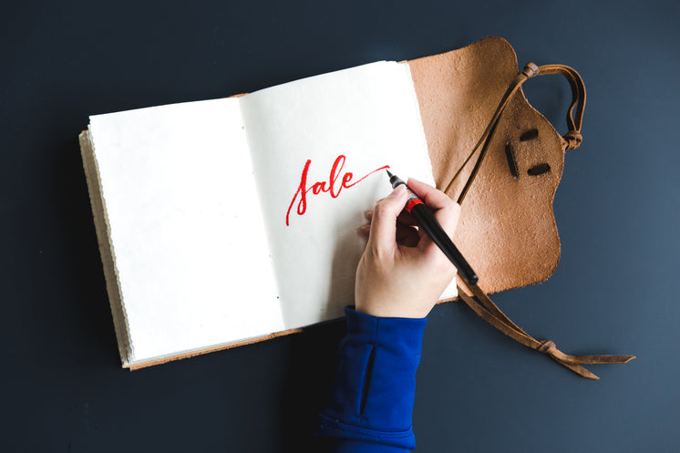 Sale In Red Ink
