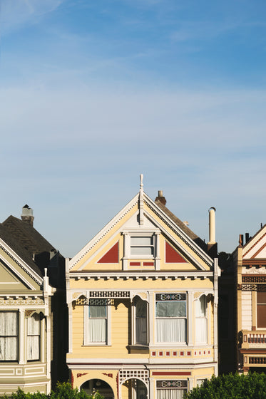 Picture of San Francisco Home — Free Stock Photo