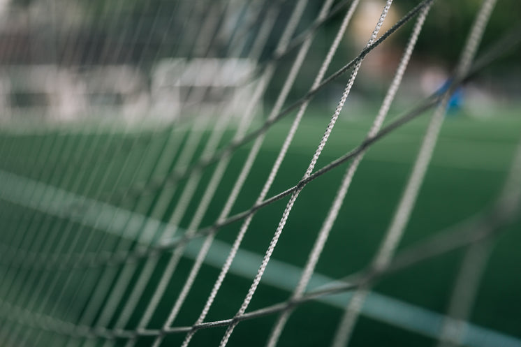 Shallow Depth Photo Of Soccer Net