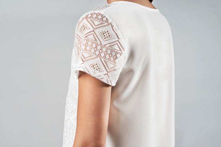 Sleeve Detail Lace Top