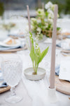 small floral center piece for wedding