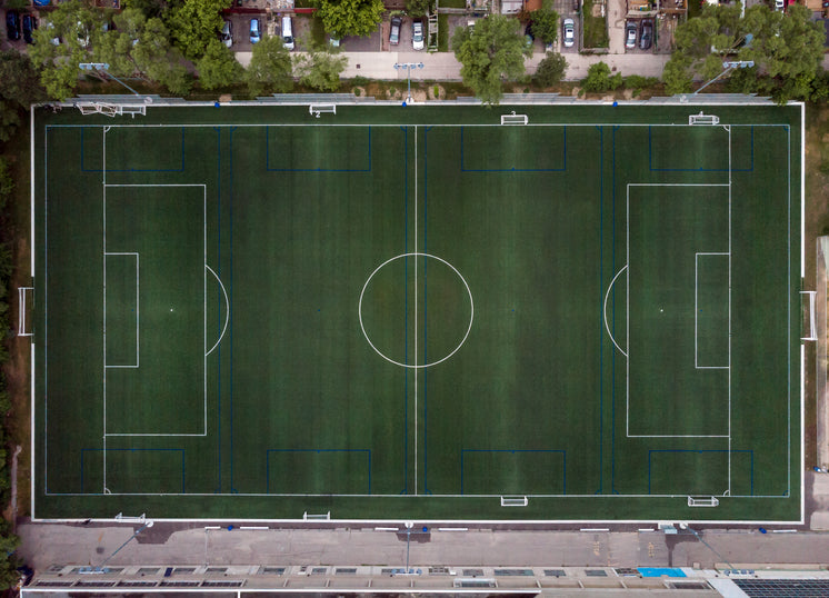 Soccer Field In The City
