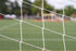 Soccer Field Net Close Up