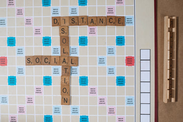 social distancing on a board game