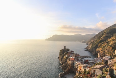 southern view of vernazza italy