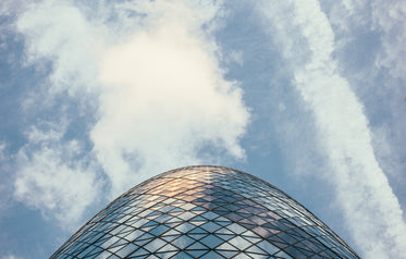 st mary axe and sky