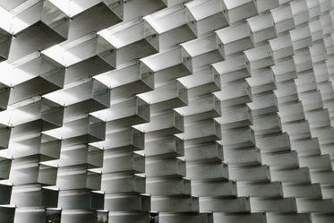 strong cube structure in abstract art texture