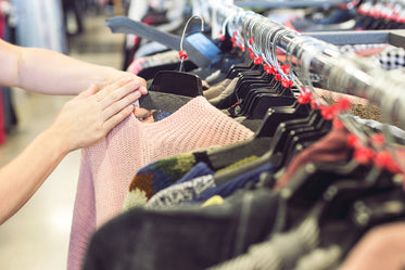 Picture of Sweater On Rack — Free Stock Photo