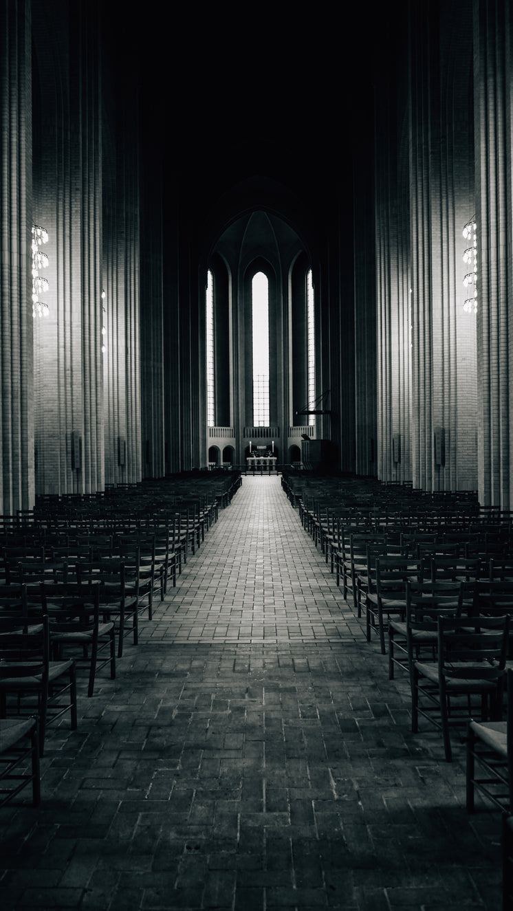 Symmetry In Monochromatic Place Of Worship