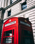Browse Free HD Images of Telephone Booth In London England