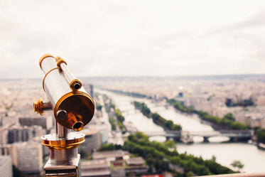 Free Stock Photo of Telescope Over Paris — HD Images