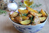 thyme and rosemary potato wedges