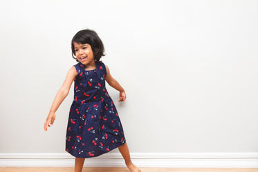 toddler cherry dress