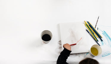 toddler drawing and painting