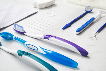 tools for tooth care