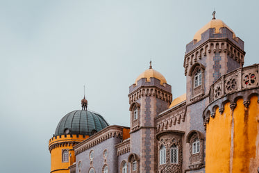 towers of pena palace