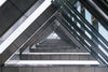 triangle shaped architecture