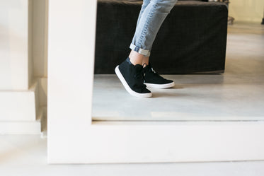 Free Stock Photo of Trying On Shoes — HD Images