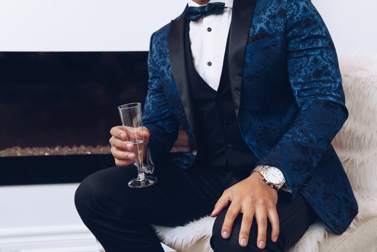 Tuxedo And Champagne