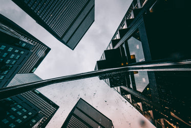 Picture of Urban Building Lookup - Free Stock Photo