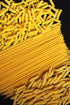 Browse Free HD Images of Various Types Of Uncooked Pasta On Black Counter