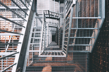 vertigo fire escape