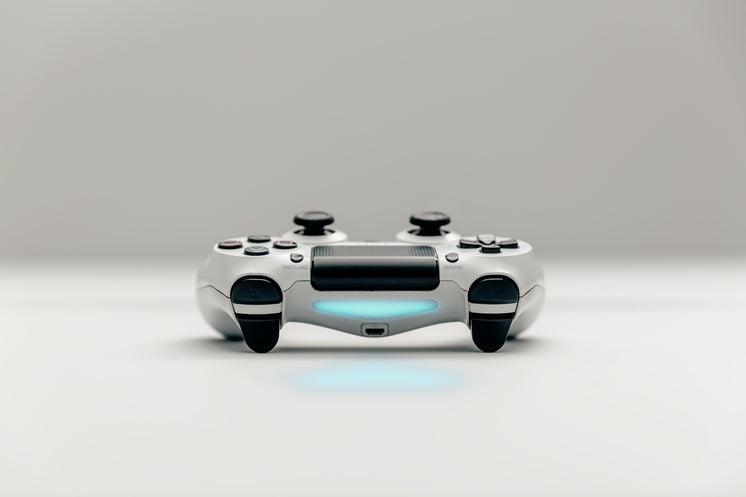 Video Game Controller Front