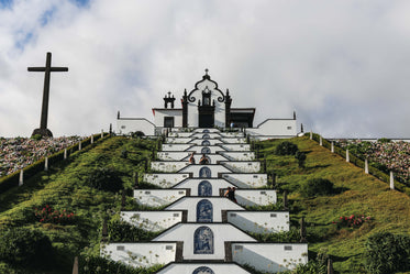 view of our lady of peace chapel