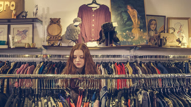Picture of Vintage Shopping - Free Stock Photo