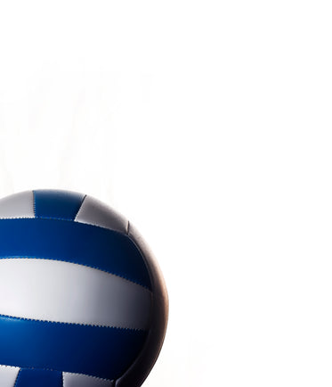 volleyball close up