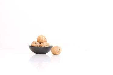 Browse Free HD Images of Walnuts On White
