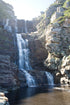 waterfall in africa