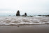 High Res Waves Come In After Low Tide Picture — Free Images