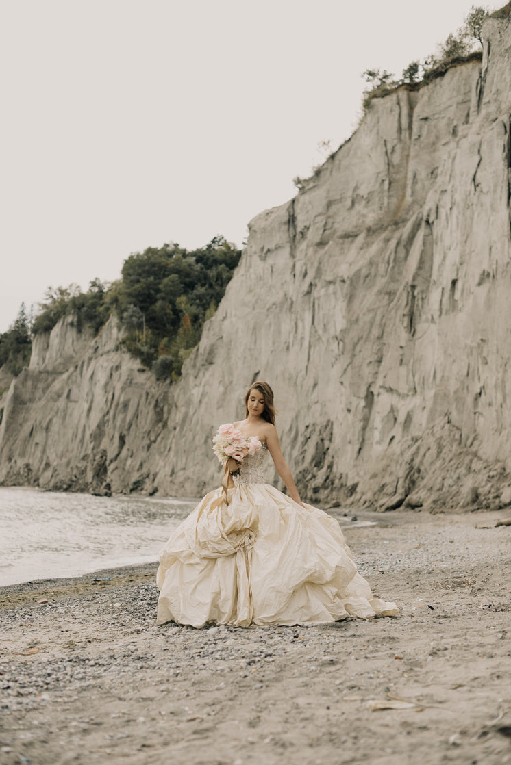 Wedding Bride Fashion And Beach