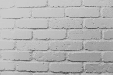 White Brick Interior Wall Texture
