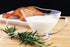 Browse Free HD Images of White Gravy With Chicken And Rosemary