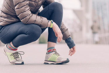 Picture of Woman Wearing Athletic Leggings - Free Stock Photo