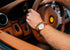 Browse Free HD Images of Wrist Watch On Driving Arm