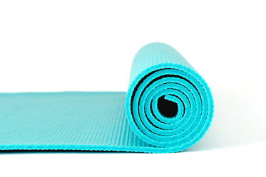 Picture of Yoga Mat Closeup - Free Stock Photo