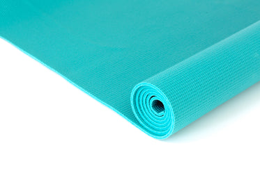 yoga mat unrolled