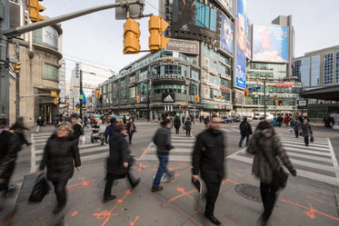 Picture of Yonge Dundas Square - Free Stock Photo