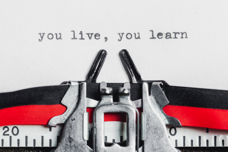you-live-you-learn-on-a-typewriter-machi